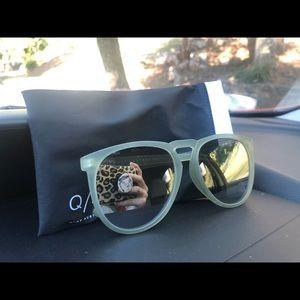 Mirrored Quay Sunglasses